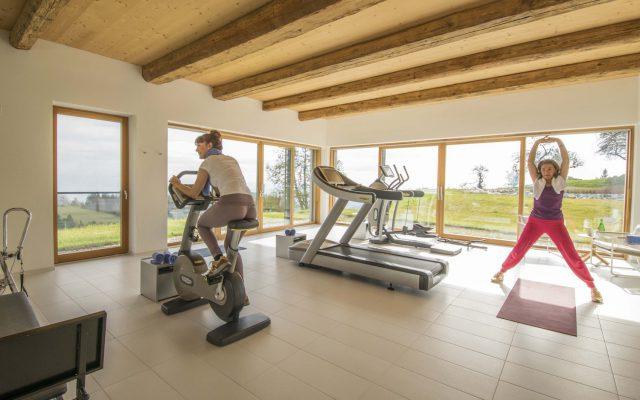 SOHO-Fitnessraum